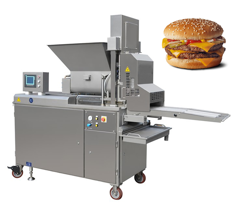 Automatic Burger Forming Machine | VER Food Solutions